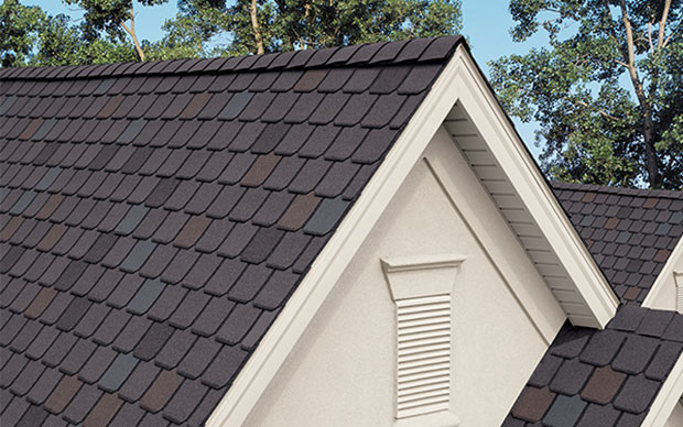 BERKSHIRE CONCORD slate look shingles from Owens Corning