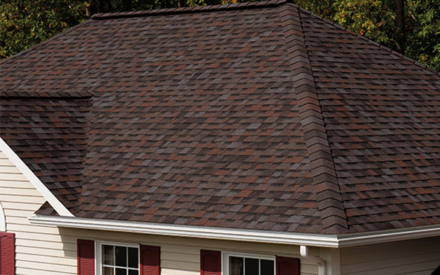 okc roofs: architectural shingles - curb appeal roofing