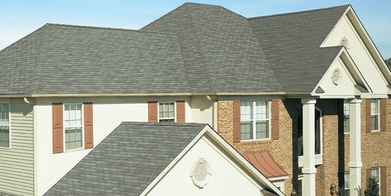GAF roofing oklahoma home6