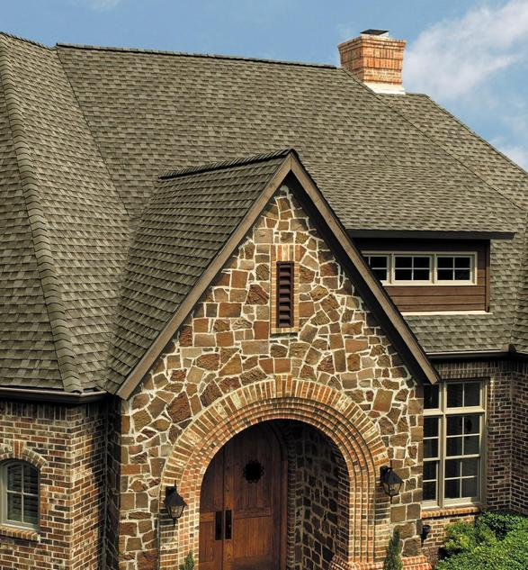 Composition Shingles: Fiberglass