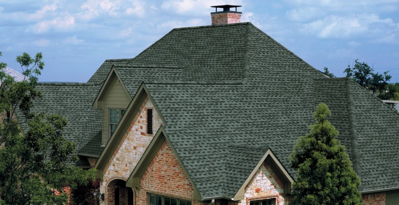 GAF High Definition Roofing for your home