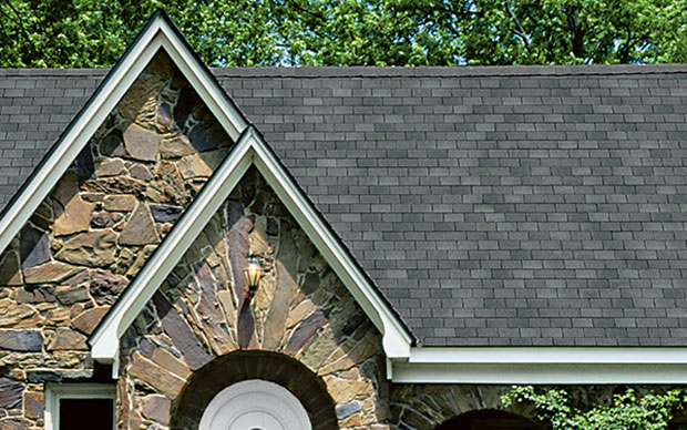 Owens Corning Economy Shingles: SUPREME ESTATE GRAY