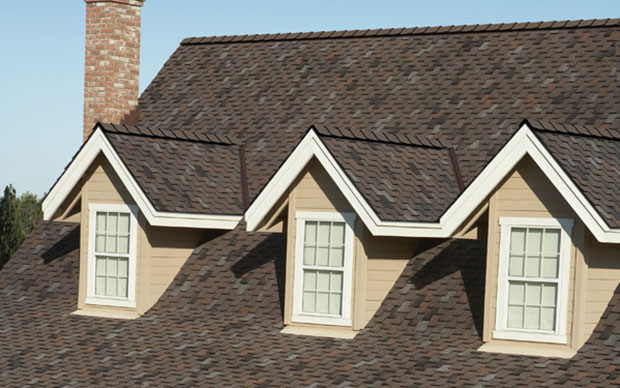 WOODCREST AUTUMN MAPLE Wood Shake look Fire Resistant Shingles