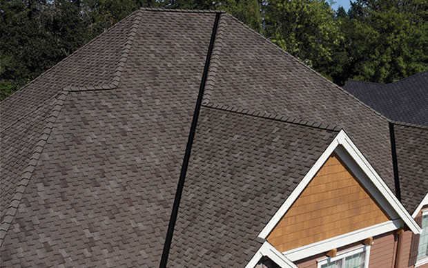 WOODMOOR SYCAMORE Owens Corning Fire Resistant Roofs