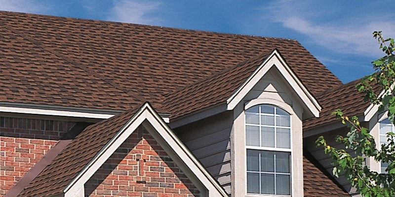 GAF Ultra High Definition Timberline Shingles for Oklahoma homes