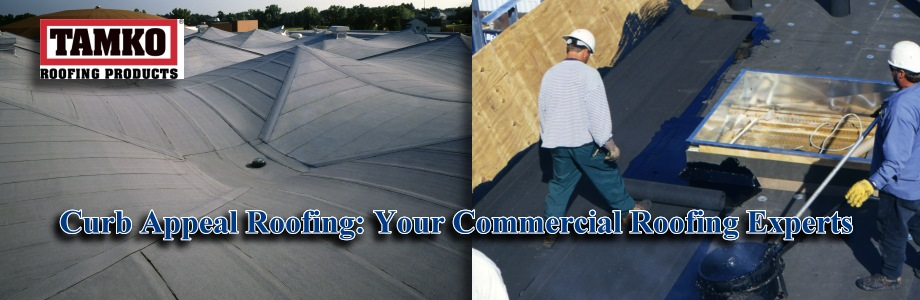 Commercial Roofing Curb Appeal Roofing Construction