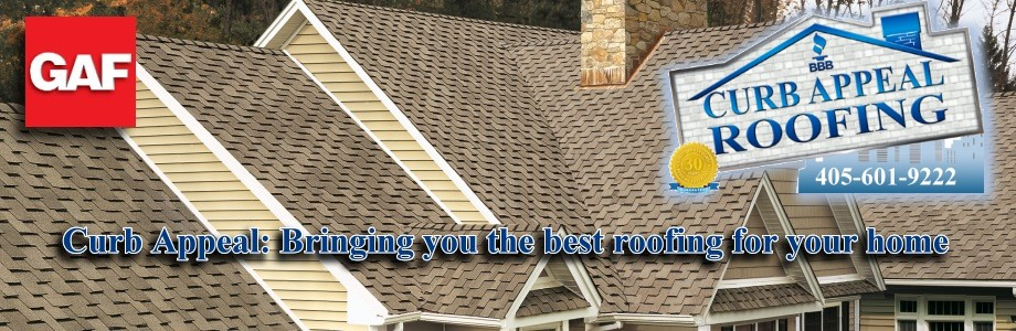 Gaf Certified Roofer For Oklahoma Curb Appeal Roofing
